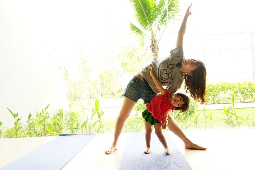子どもと運動