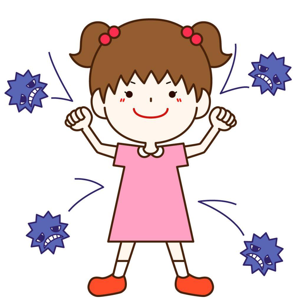 抗アレルギーイメージ
