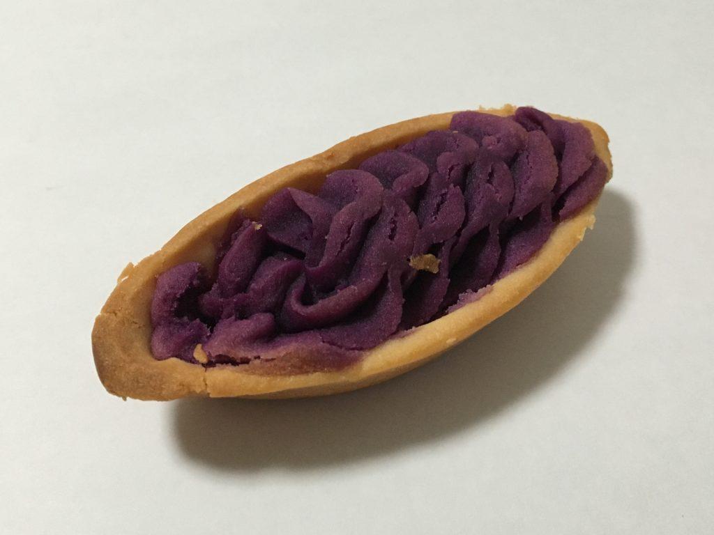 紫芋タルト